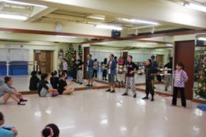 12月8日 ミュージカルクラスがスタートしました!