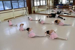 1月25日金曜ルビークラス(3才~6才バレエ・歌・読み聞かせ・お話づくり)