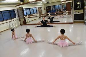 1月22日火曜ルビーBクラス(3才~6才バレエ・歌・読み聞かせ・お話づくり)