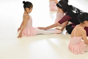 1月25日土曜ルビーAクラス(3歳~6歳 バレエ・歌・読み聞かせ・お話しづくり)