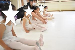 6月6日土曜パールクラス(2歳・3歳バレエ・歌・読み聞かせ)