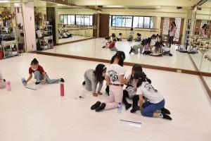 4月25日オリジナルミュージカル「リターン」リハーサル